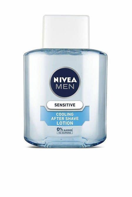Nivea Men Sensitive Cooling After Shave Lotion For Skin Care