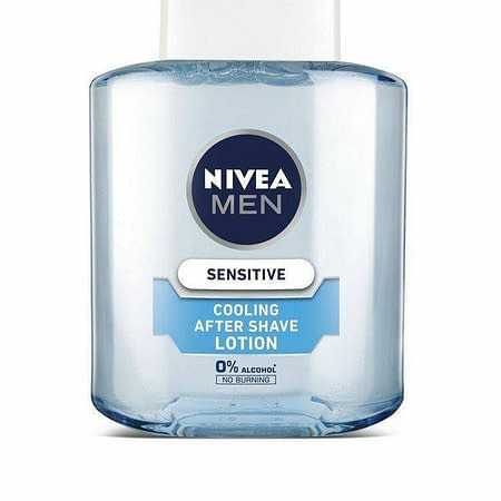 Nivea Men Sensitive Cooling After Shave Lotion For Skin Care