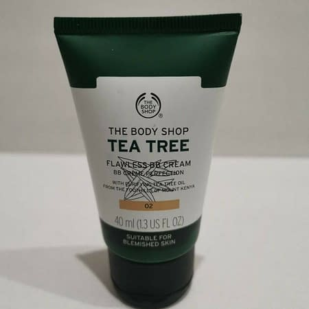 The Body Shop Tea Tree Flawless BB Cream Perfection