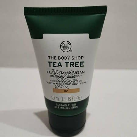 The Body Shop Tea Tree Flawless BB Cream Perfection