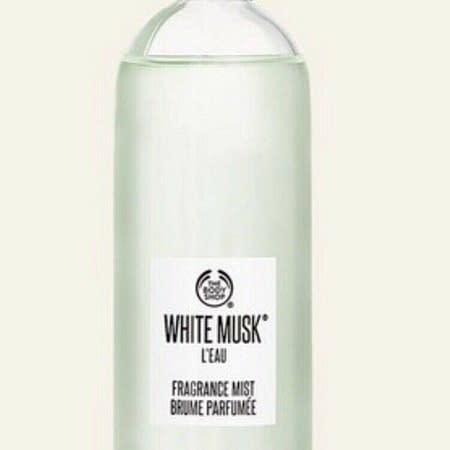 The Body Shop White Musk L'Eau Fragrance Mist 100ml