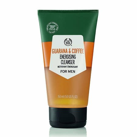 The Body Shop Guarana And Coffee Energising Cleanser For Men 150 ml
