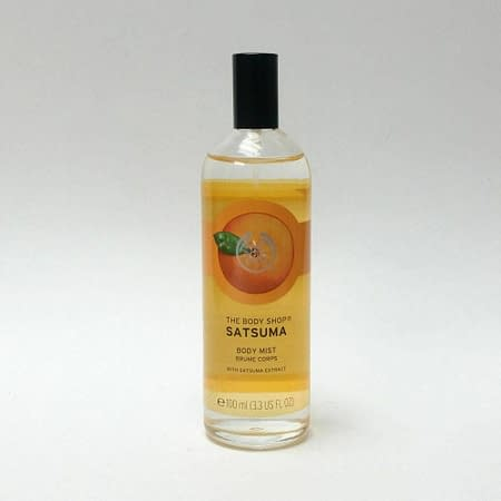 The Body Shop Satsuma Fragranced Body Mist 100 mL