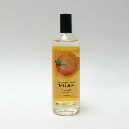 The Body Shop Satsuma Fragranced Body Mist 100 mL