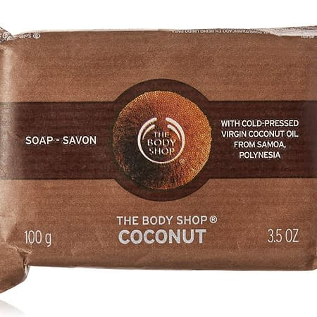 The Body Shop Coconut Soap 100g
