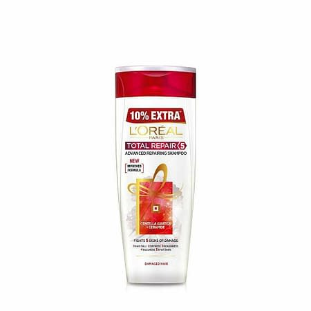 L'Oreal Paris Total Repair 5 Shampoo, 360ml