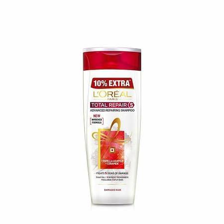 L'Oreal Paris Total Repair 5 Shampoo, 360ml