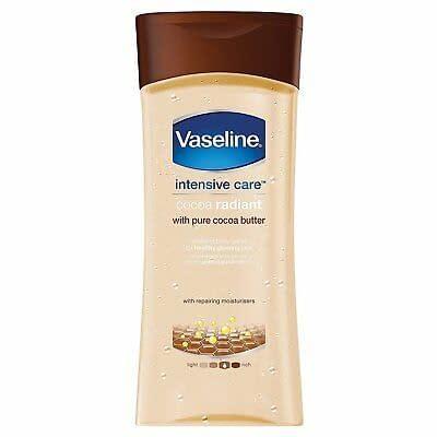 Vaseline Intensive Care Cocoa Butter Radiant Body Gel Oil