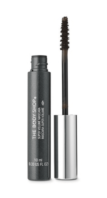 THE BODY SHOP SUPER VOLUME MASCARA 10ML