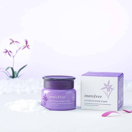 Innisfree Jeju orchid enriched cream 50ml 273**