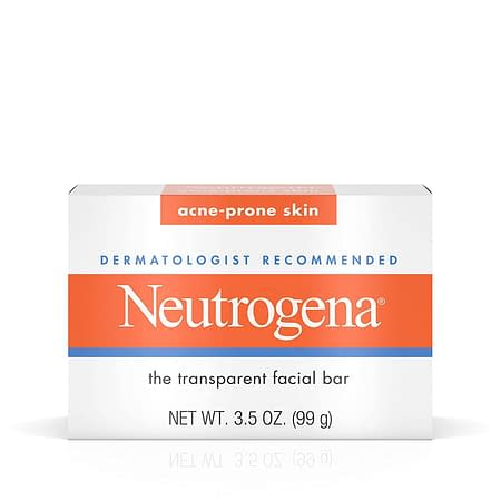 Neutrogena Facial Cleansing Bar for Acne-Prone Skin*498