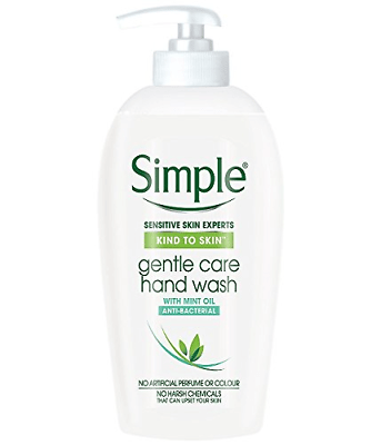 Simple Kind to Skin Gentle Care Hand Wash