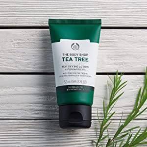 The Body Shop Tea Tree Mattifying Lotion