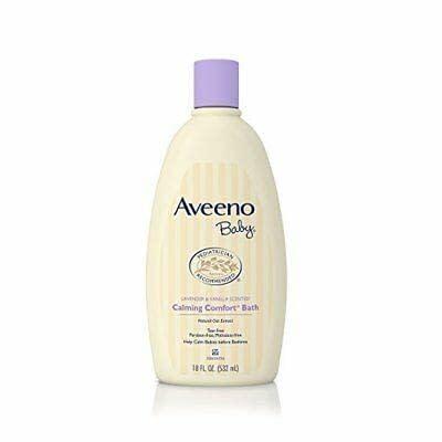 Aveeno Baby Calming Comfort Tear Free Bath