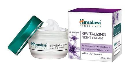 Himalaya Revitalizing Night Cream for Damaged & Aging Skin