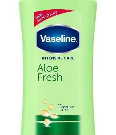Vaseline® Intensive Care Aloe Fresh Lotion