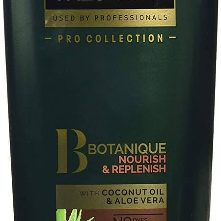 Tresemme Botanique Nourish and Replenish Shampoo 700 ml 29* (Shampoo 400 ml (Pack of 6))