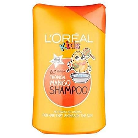 L'Oreal Paris Kids Tropical Mango Shampoo 250ml