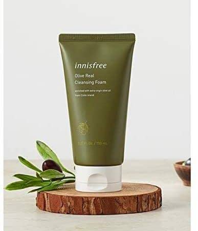 Innisfree Olive Real Cleansing Foam