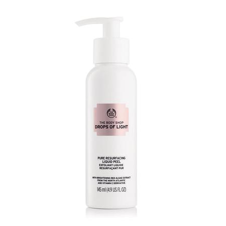 The Body Shop Drops of Light Pure Resurfacing Liquid Peel 145ml