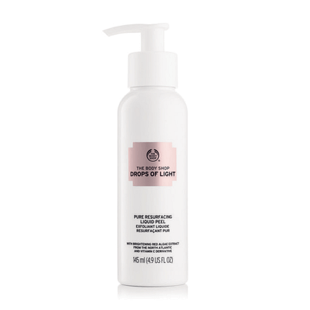 The Body Shop Drops of Light Pure Resurfacing Liquid Peel 145ml
