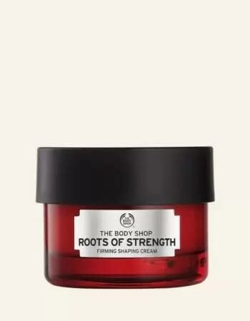 The Body Shop Roots Of Strength Firming Shaping Day Cream 50ml
