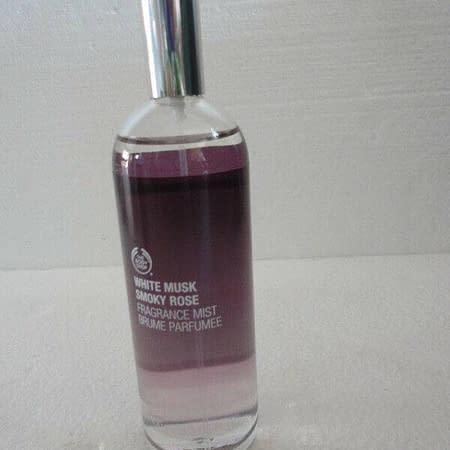 The Body Shop White Musk Smoky Rose Fragrance Mist 100 ml