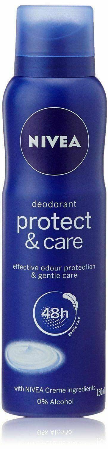 Nivea Protect and Care Women Deodorant Body Spray