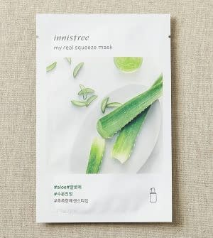 Innisfree My Real Squeeze Mask -Aloe