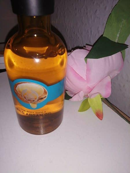 The Body Shop Wild Argon Oil Shower Gel 250ml
